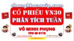 Phân tích cổ phiếu VN30  Thị trường chứng khoán tuần 5/4-9/4/2021   ĐẦU TƯ CHỨNG KHOÁN